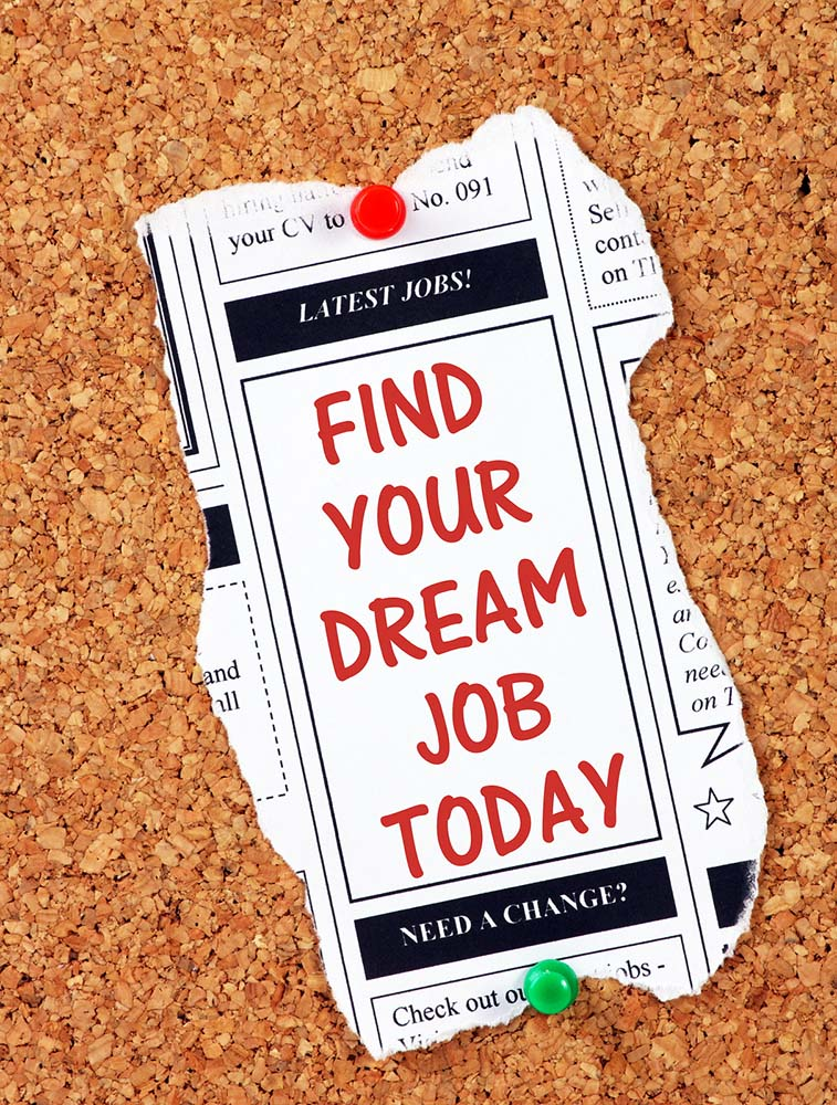 Find your dream job